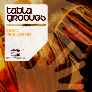 EarthMoments - Tabla Grooves - Indian Percussion product image thumbnail
