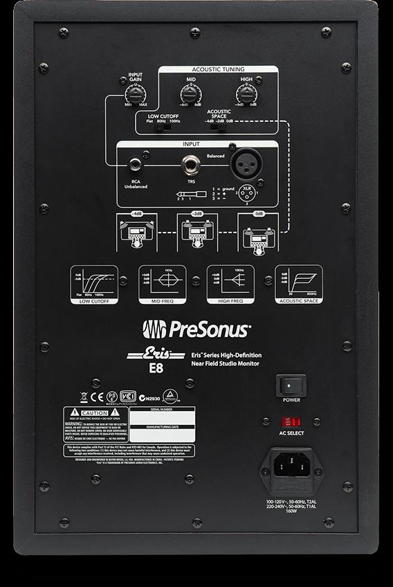 Eris E8 | PreSonus