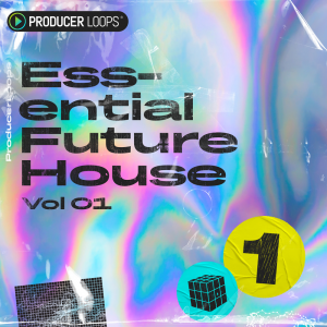Producer Loops - Essential Future House Vol 1 product image thumbnail