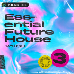 Producer Loops - Essential Future House Vol 3 product image thumbnail