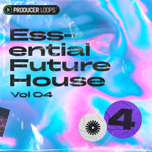Producer Loops - Essential Future House Vol 4 product image thumbnail