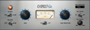 Everest C100A Compressor - Fat Channel Plug-in product image thumbnail