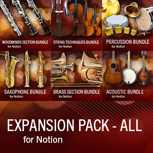 Notion Expansion Bundle Pack All