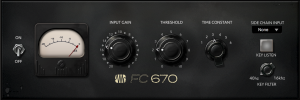 FC-670 Compressor - Fat Channel Plug-in product image thumbnail