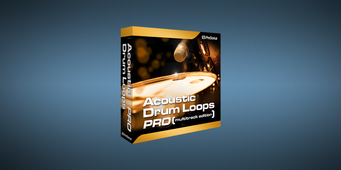 Acoustic Drum Loops Pro screenshot