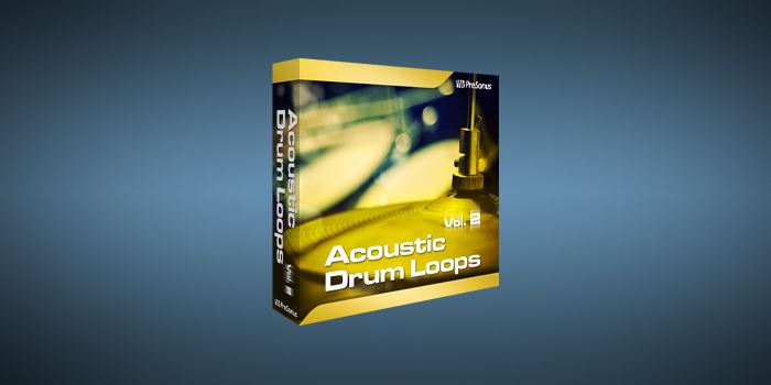 Acoustic Drum Loops – Vol. 2 screenshot
