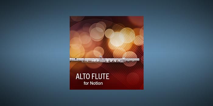 Alto Flute screenshot