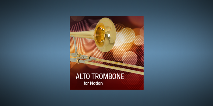 Alto Trombone screenshot
