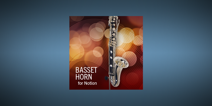 Basset Horn screenshot