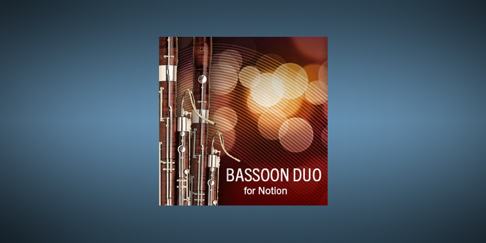 Bassoon Duo screenshot