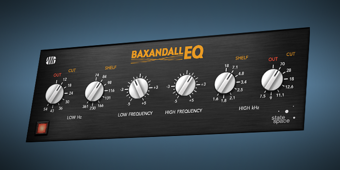 Fat Channel Baxandall EQ screenshot