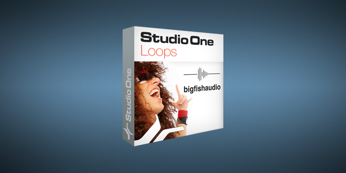 Big Fish Audio - Studio One Loops screenshot