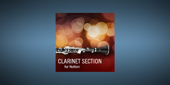 Clarinet Section screenshot