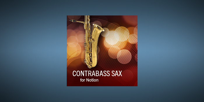 Contrabass Sax screenshot