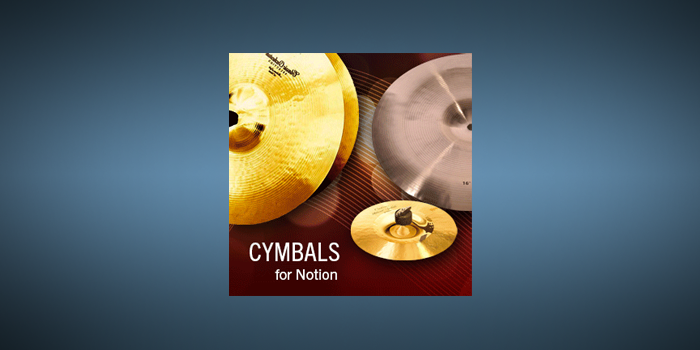 Cymbals Collection screenshot