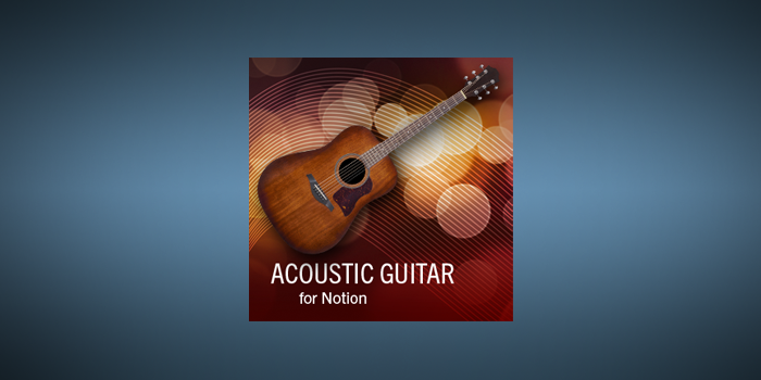 Fingerstyle Acoustic Guitar screenshot