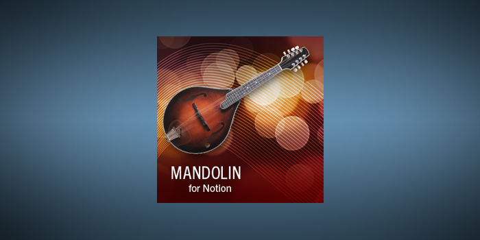 Mandolin screenshot
