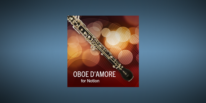 Oboe d'Amore screenshot