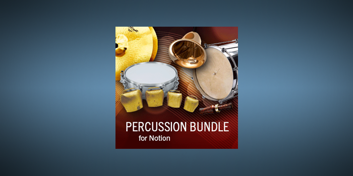 Percussion Bundle screenshot