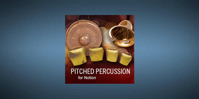 Pitched Percussion Collection screenshot