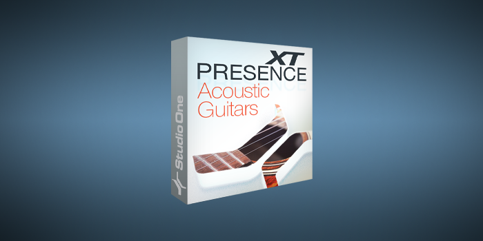 Presence XT Core Acoustic Guitars screenshot