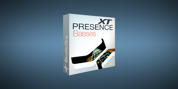 Presence XT Core Basses screenshot