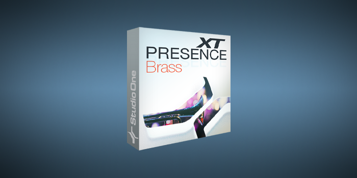 Presence XT Core Brass screenshot
