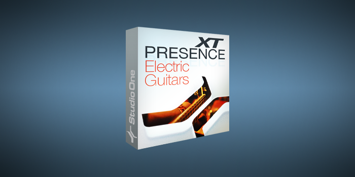 Presence XT Core Electric Guitars screenshot