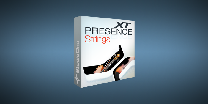 Presence XT Core Strings screenshot