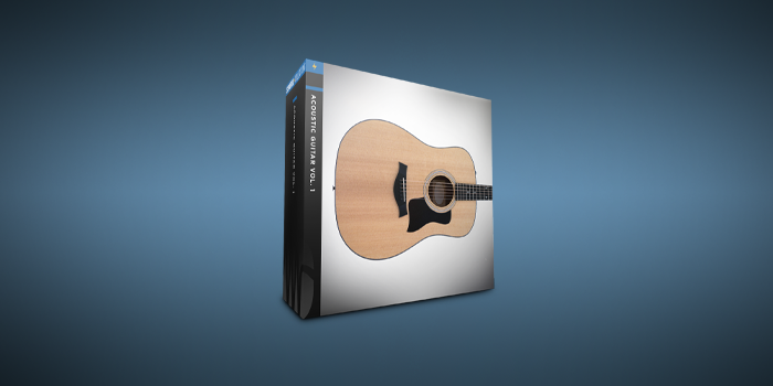 Spark - Acoustic Guitar Vol 1 screenshot