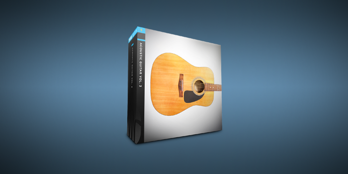 Spark - Acoustic Guitar Vol 3 screenshot
