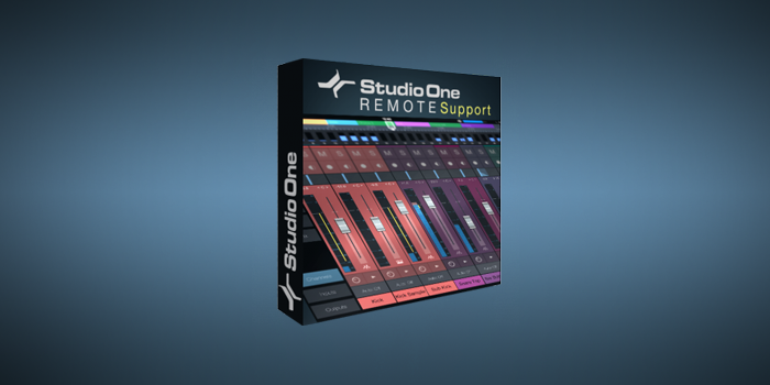 Studio One Remote screenshot