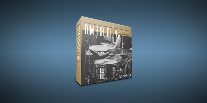 Tom Brechtlein Drums Vol. 1 - HD Multitrack screenshot