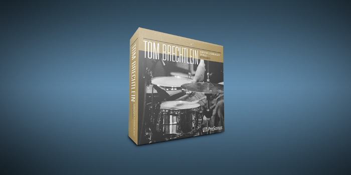 Tom Brechtlein Drums Vol.1 - Stereo screenshot