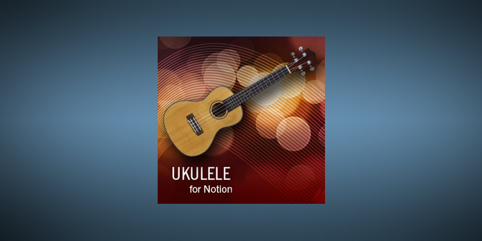 Ukulele screenshot