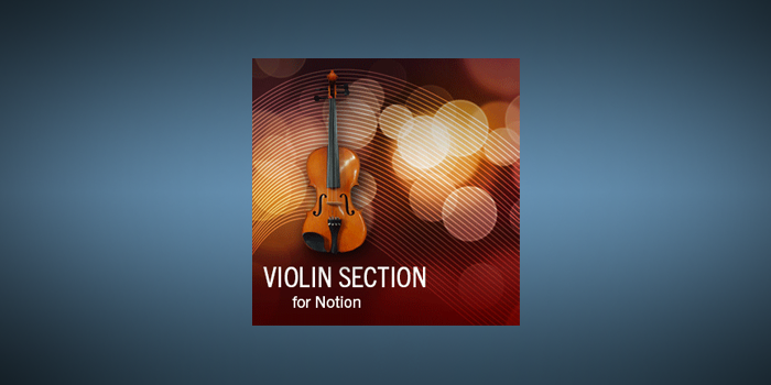 Violin Section Techniques screenshot