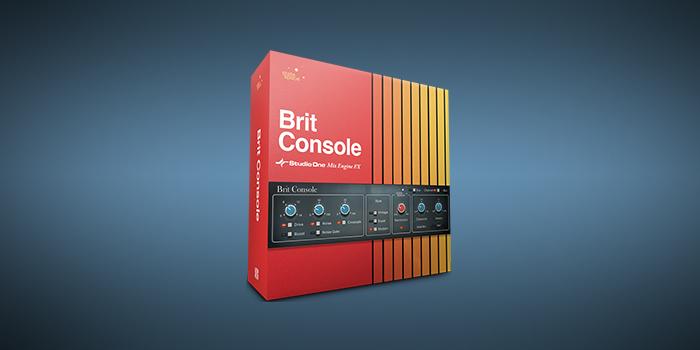 Brit Console screenshot