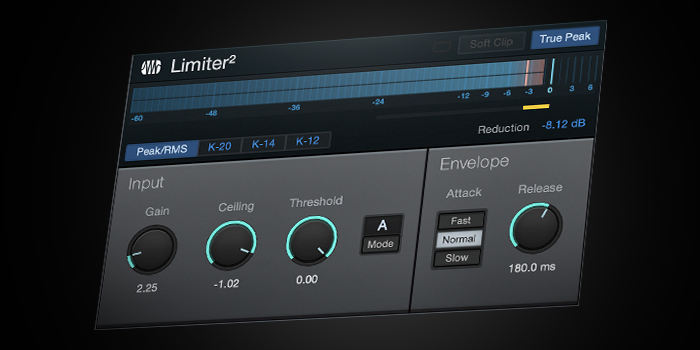 Limiter2 screenshot