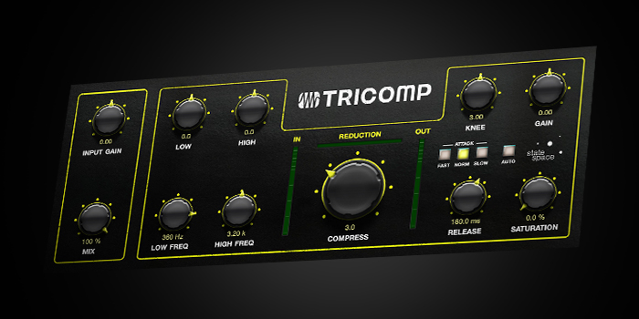 Tricomp™ screenshot