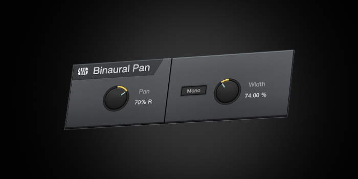 Binaural Pan screenshot
