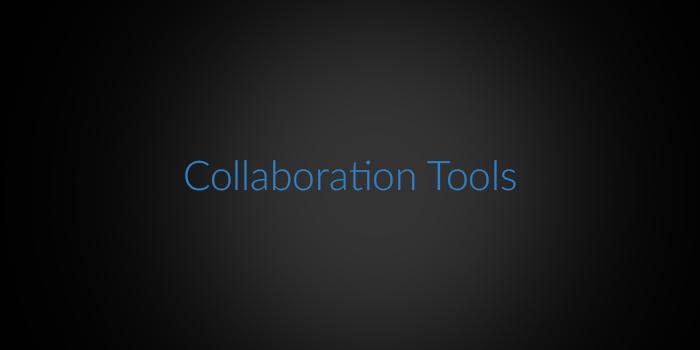 Collaboration Tools screenshot