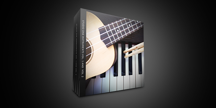 Studio One Instruments Vol 1 and 2 screenshot