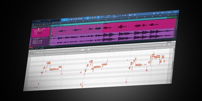 Melodyne Essentials screenshot