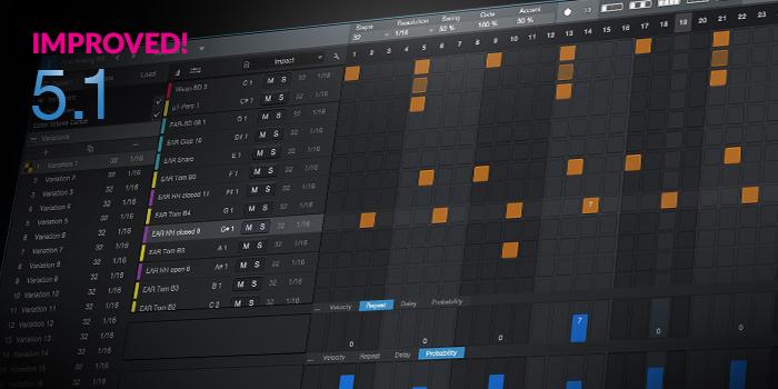 Patterns screenshot