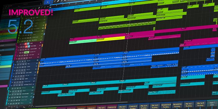 Arranger Track screenshot