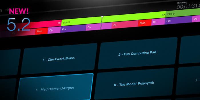 Live Chord Information screenshot