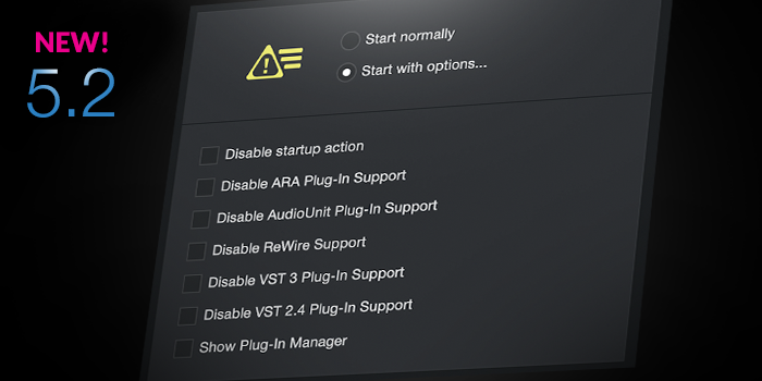 Safety Options screenshot