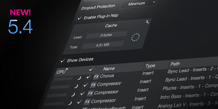 Plug-in Nap screenshot