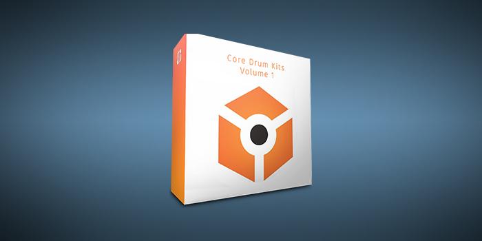 Core Drum Kit screenshot