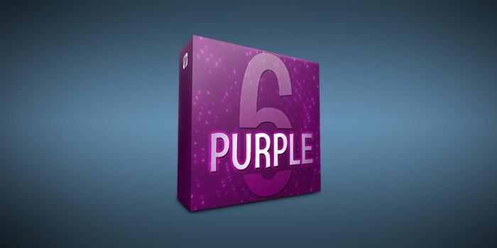Purple 6 screenshot